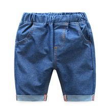 Latest Brand Name Jeans Cute Boys Summer Hot Pants Shorts Jeans