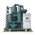 insulation oil purifier machine in vacuum system