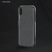 1.3mm soft cell phone transparent clear tpu case for iphone 8