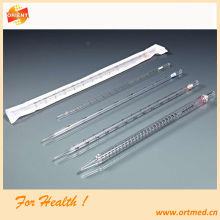 1ml 2ml 5ml 10ml 25ml 50ml disposable serological pipettes