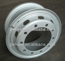 white spoke truck wheels rim