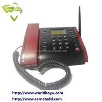 WCDMA 3G GSM desktop phone fixed wireless phone