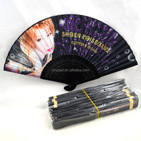 japanese silk ladies hand fan