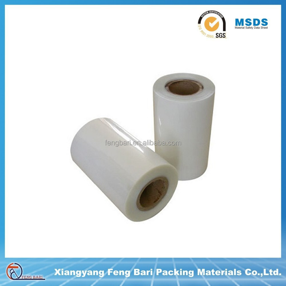 Milky white pe film for surface protection