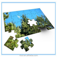 2014 factory supplied customized jigsaw puzzle machine