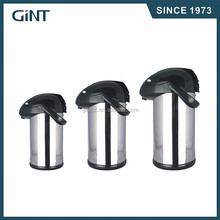 1.9L, 2.2L, 2.5L stainless steel vacuum thermos air pressure water pot