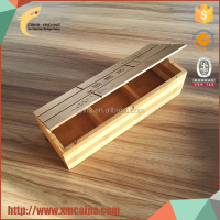 Wholesale good quality exquisite workmanship bamboo essential oil box