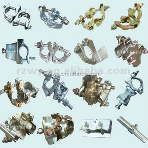 Galvanized Scaffolding Steel Coupler / Clamp / Fitting