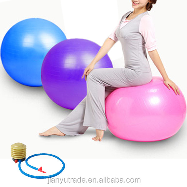 Custom Color <strong>Eco</strong>- friendly Gym Ball Yoga Exercise GYM Ball