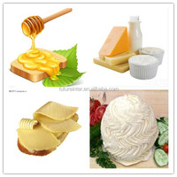 health Food emulsifier Glycerol Monostearate monoglyceride(GMS) food grade from qingdao port