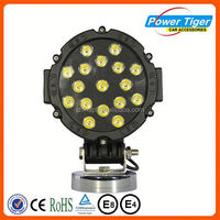 New 51W auto led work light 51W for offroad,jeep,truck,atv,utv,suv