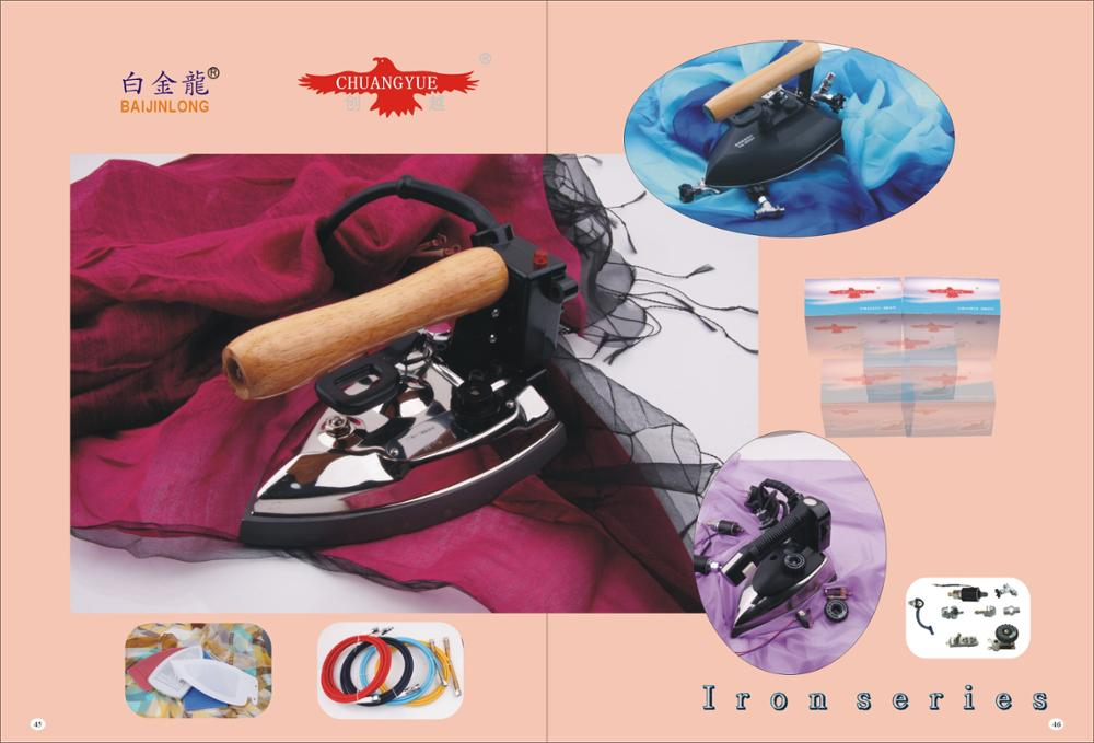Ironing for clothes with high quality Chuangyue eagle brand 94A industrial energy saving electric steam iron