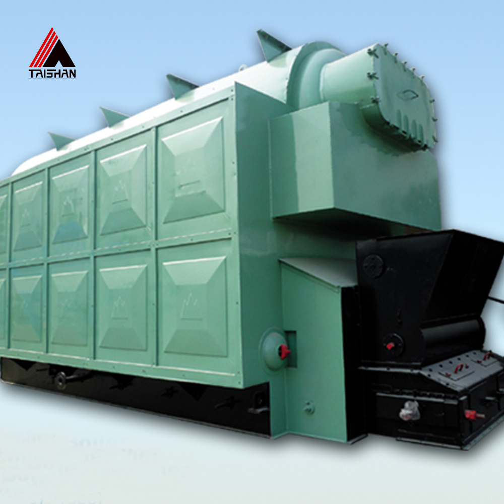 Coal fired steam boiler for chemical fertilizer plant