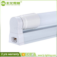 High lumens smd 9w 15w 18w 24w low voltage led tube lights with accessories