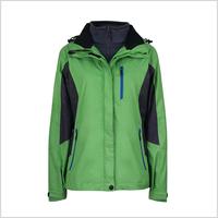 Winter Coats Windbreaker detachable 3 in 1 ladies travel outdoor jackets