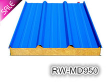 EPS sandwich panel and building materials for building houses