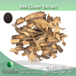 100% Natural Red Clover Extract Isoflavones Tested By UV