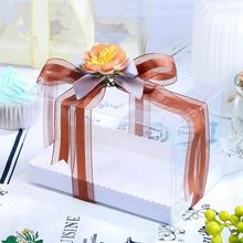 Wedding Favors Gifts Pet Window Cupcake Boxes With Window