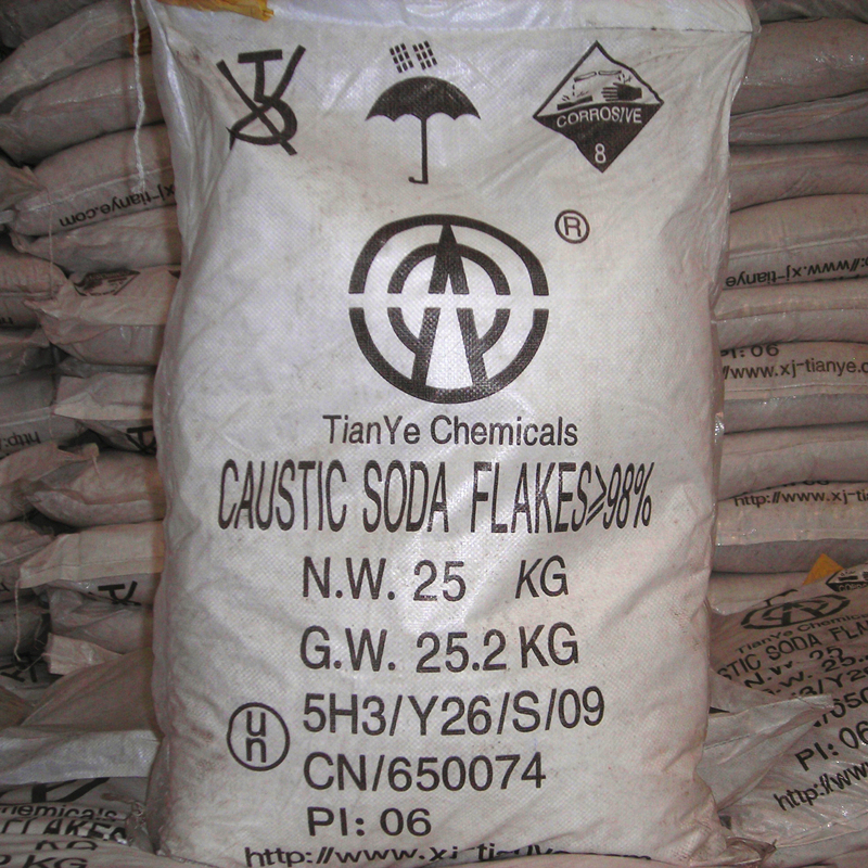 low price caustic soda flakes 99% NaOH