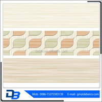 Water absorption and dirt resistant modern 3d wall tiles