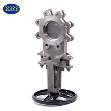 KEFA High quality paper-pulp Knife Gate Valve pn10 with prices