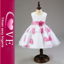 latest frock design party trend dresses elegant chiffon design dresses for girls of 10 years old