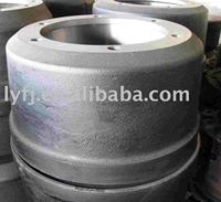 Heavy duty brake drum for VOLVO SCANIA HOWO and NISSANBRAKEDRUM