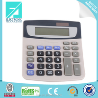 Fupu wholesale solar calculator digit business desktop calculator