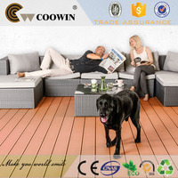 prefabricated house used waterproof decking floor composite boad