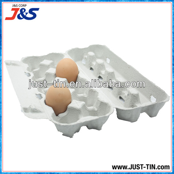 New Design 12Pcs Egg Paper Packing Box