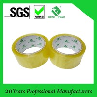 Water Based Strong Glue Plastic Tape