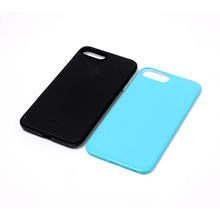 cheap slim color TPU mobile phone cover soft