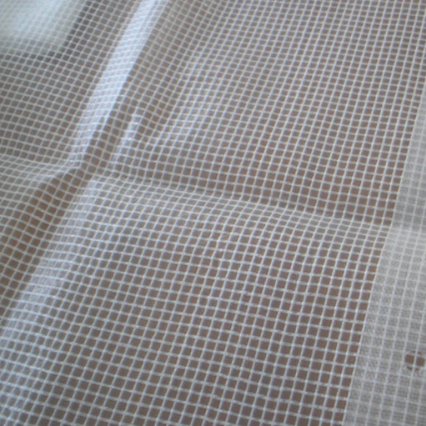 Waterproof and UV Resistant PVC Laminated Mesh fabric