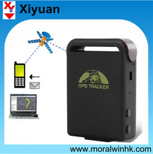 Long life battery gps tracker tk102-2 with good quality for vehicle and person