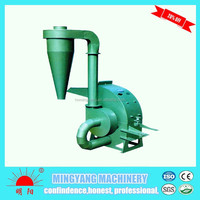 Low cost competitive wood hammer mill paper for small scale wood pellet production