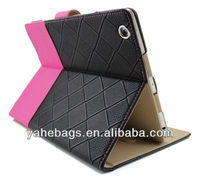 tablet protective case pu leather cover for iPad