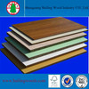 18mm thick melamine laminated chipboard for home furniture