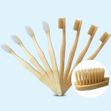 Alibaba China Wholesale Environmental Bamboo Toothbrush For Oral Care