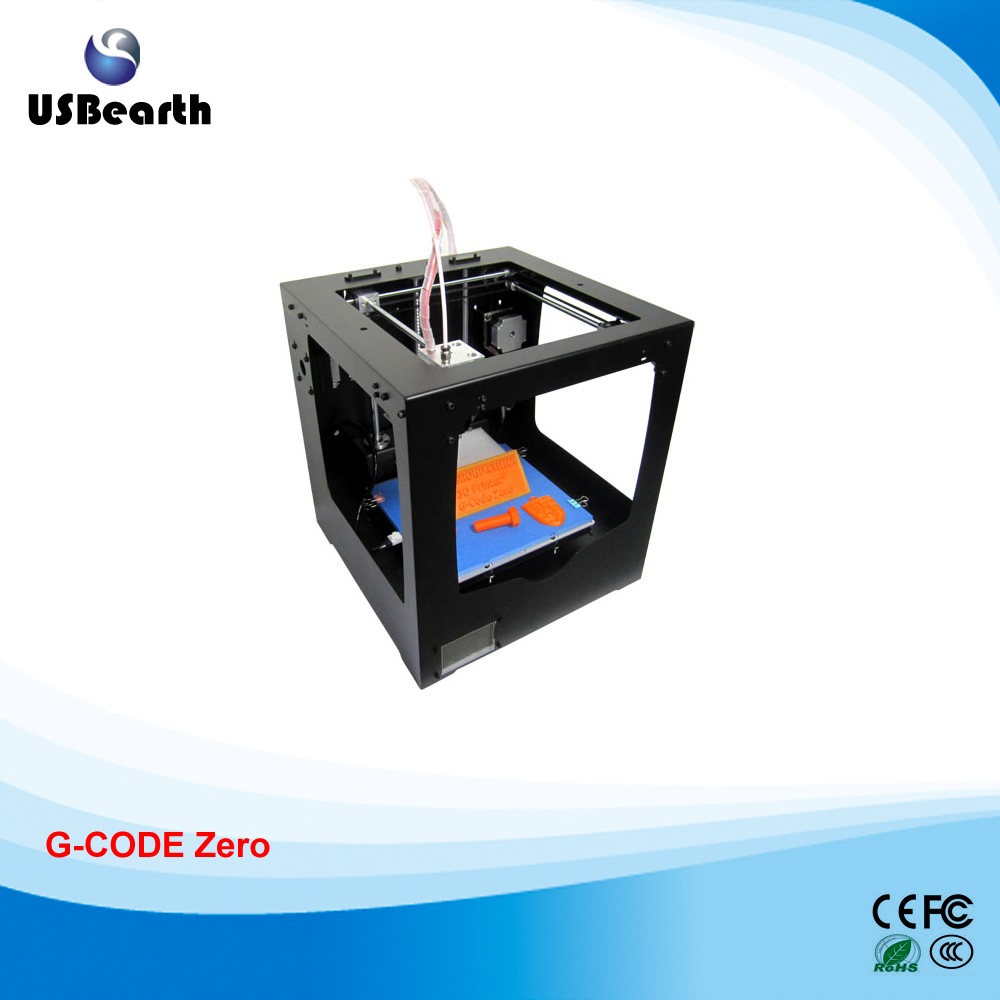 3D printer LY G-code Zero Full Metal Touch Screen Control 3D printer