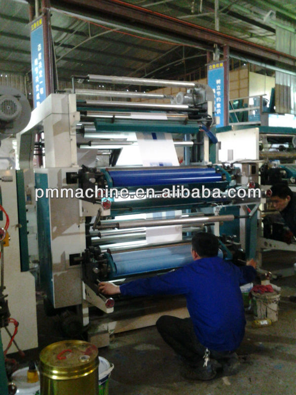 Plastic Printing Press
