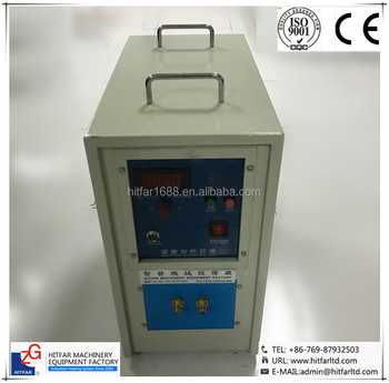 15KW High Frenquency Induction Heating Machine for brazing/welding/quenching/annealing