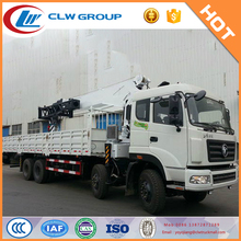 20 Tons DongFeng 8*4 pickup truck crane for sale