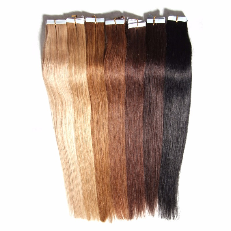 Wholesale Cheap Brazilian Human Tape Hair Extension Adhesive Tape For Hair Extensions
