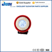 Elevator safety parts hot sell door alarm bell lift bell