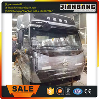 Sinotruk Truck Body Parts A7 Tractor Truck Cabin
