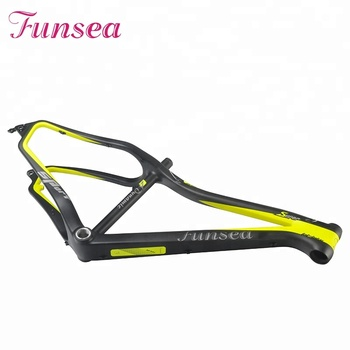 Funsea China OEM ODM custom logo 26 inch road racing bicycle carbon fiber frame super light T700 carbon road bike frame