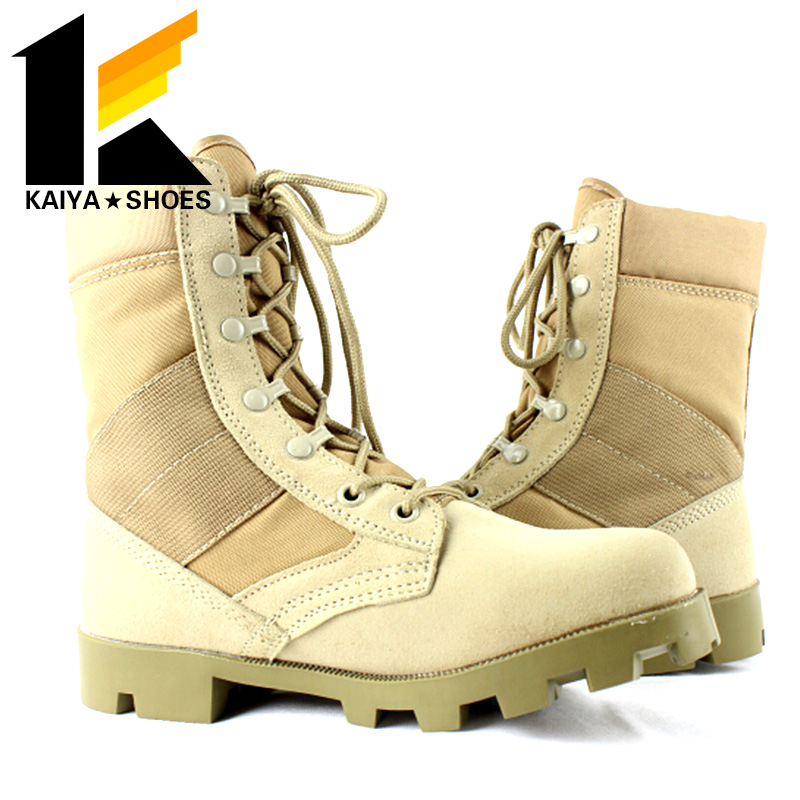 Factory Second Cheap army Desert Boots comfort leather