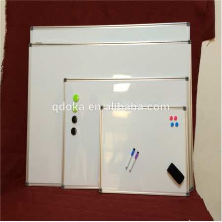 Children small magnetic white dry erase board