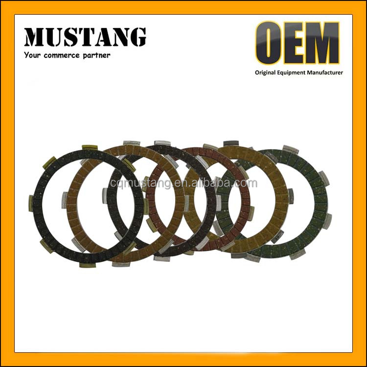 Motorcycle Cluth Friction Disc CG200 for Honda 200cc