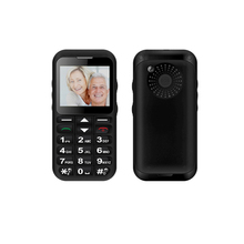 China Low Price Senior Mobile Phone Big Button SOS Dual SIM Unlocked Cheap Mobile Phone For Elderly